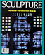 Scupture: 1990 magazine cover with review.
