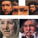 The Trace and the Gaze: Textural Agency in Rembrandt's Late Portraiture, a Vision Science Perspectiv